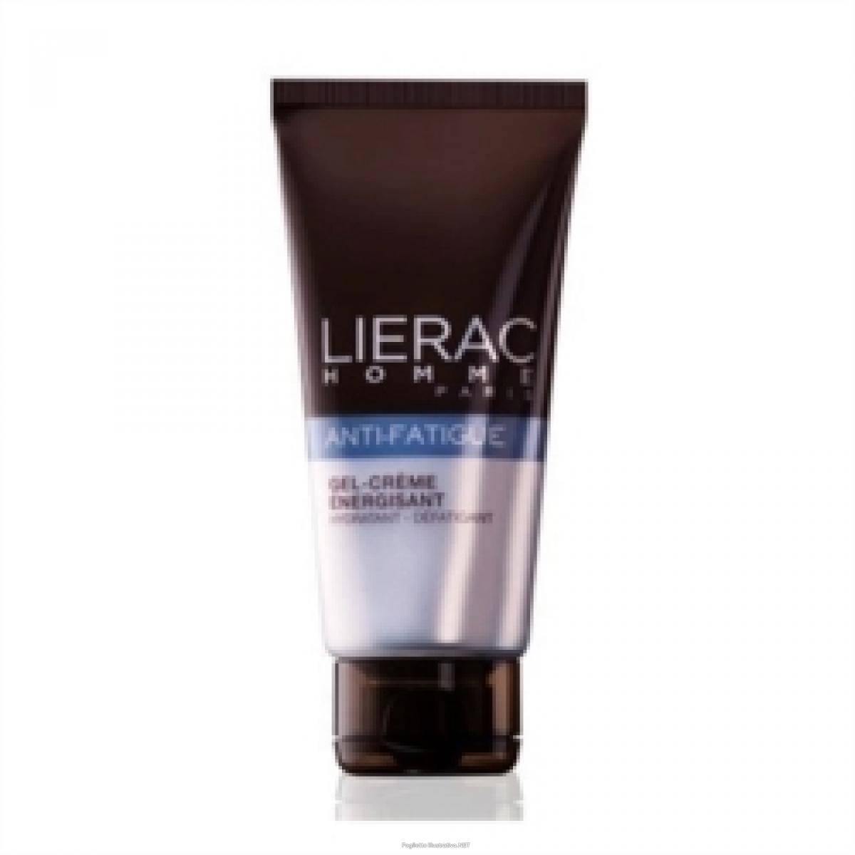 Lierac homme anti-fatigue gel-crema idratante 50 ml a 23..