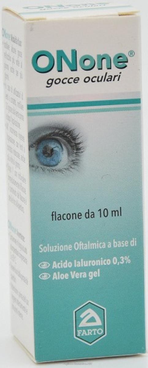 Onone Gocce Oculari 10ml A 10 18 Oggi Miglior Prezzo Prezzifarmaco It