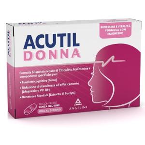 acutil donna 20 compresse