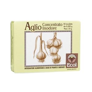Cerca Offerte di aglio concentrato inod 50 tavolette 0,5g 716 e acquista online