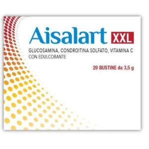 aisalart xxl 20 bustine bugiardino cod: 973287624