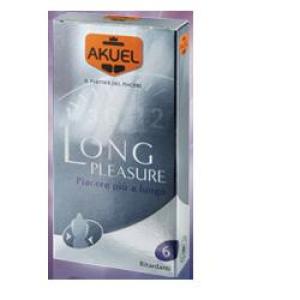 akuel long pleasure  Akuel long pleasure 12 pezzi a 15,69€ Risparmia con