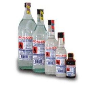alcool etil biol 96% 2lt bugiardino cod: 900845633