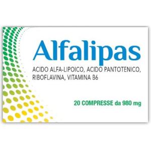 alfalipas 20 compresse bugiardino cod: 973622487