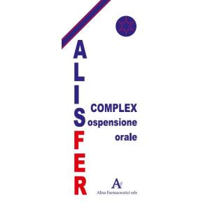 alisfer 15 capsule bugiardino cod: 927251773