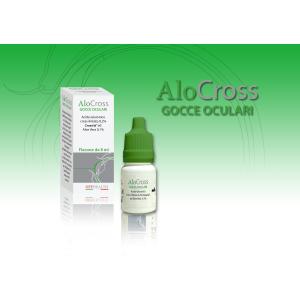 alocross sol oftalmica 1 flaconi 8ml