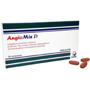 Cerca Offerte di angiomix d 30 compresse e acquista online
