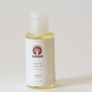 baobab body oil prof 150ml bugiardino cod: 930124021
