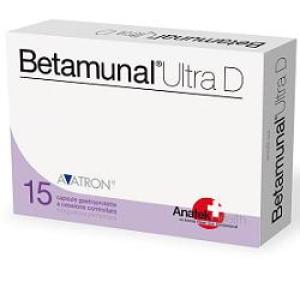 betamunal ultra d 15 capsule