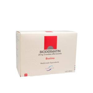 Trova Offerte di biodermatin granulare 30 bustine 20mg e compra online