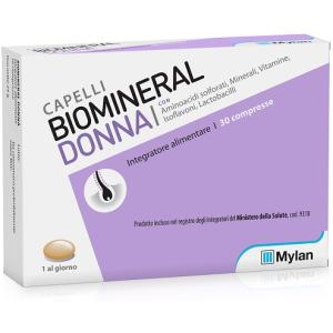 Trova Offerte di biomineral donna 30 compresse e compra online