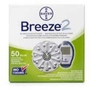 breeze 2 glicemia 5x10 strisce