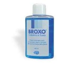 broxo colluttorio concentrato fluoro 1lt