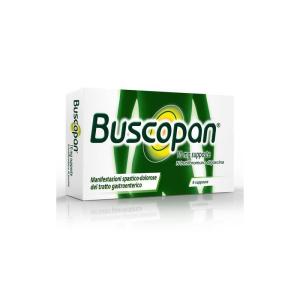 buscopan 6 supposte 10mg bugiardino cod: 006979049