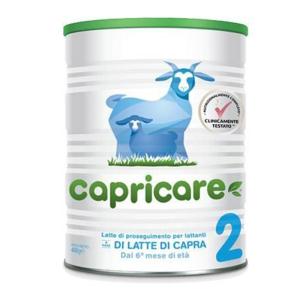 capricare 2 latte polvere 400g