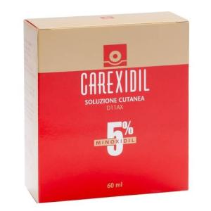 Cerca Prezzi di carexidil soluzione cutanea 60ml 5% e acquista online