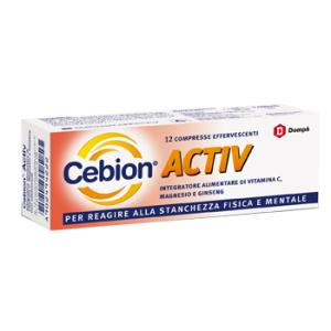 Cerca Prezzi di cebion activ 12 compresse effervescen e acquista online