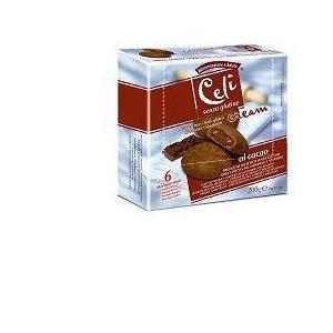 celi cream biscotti cacao 200g bugiardino cod: 912927961