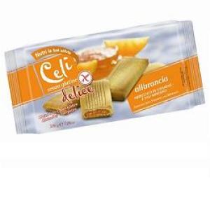 celi delice arancia bio 200g bugiardino cod: 912450032