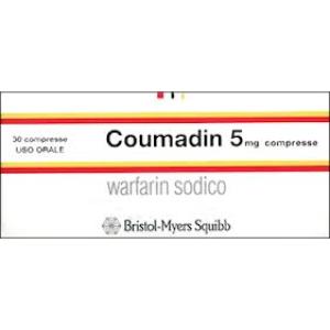 coumadin 30 compresse 5mg bugiardino cod: 016366027