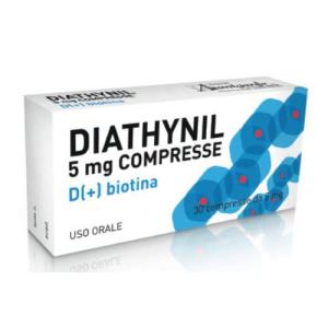 Compra Online diathynil 30 compresse 5mg e Trova il miglior prezzo