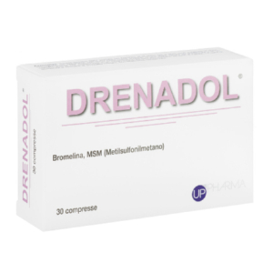 Compra Online drenadol 30 compresse e Trova il miglior prezzo