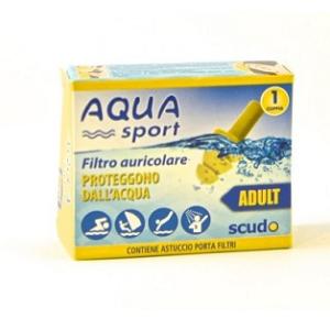 Acquista Online earplug scudo aquasport adulti 2 pezzi e Cerca l'offerta più bassa
