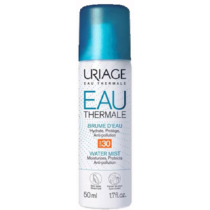 eau thermale spray acqua spf30 bugiardino cod: 973729522
