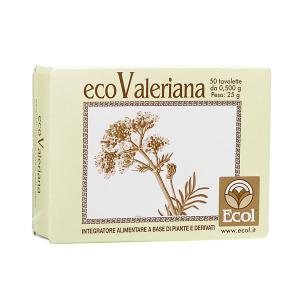 Acquista Online ecovaleriana 50 tavolette e Cerca l'offerta più bassa