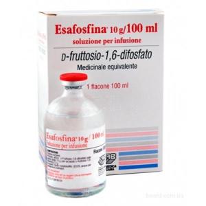 esafosfina ev fl 100ml 10g/100 bugiardino cod: 008783134