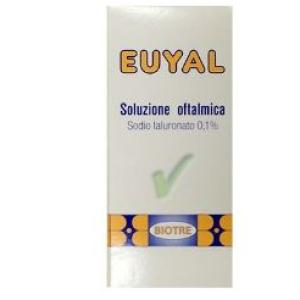 euyal soluzione fisiologica sod ialur 10m