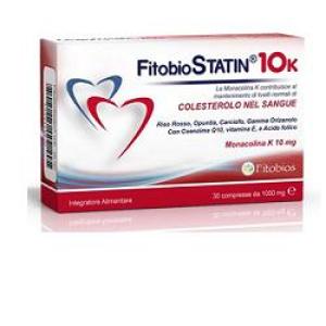 fitobiostatin 10k 30 compresse