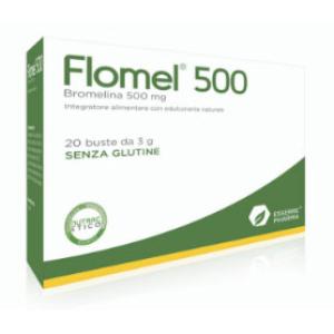 Compra Online flomel 500 20 bustine e Trova l'offerta più bassa