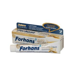 forhans dentifricio scudo naturale 75ml
