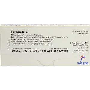 Compra Online formica d12 8f 1ml e Trova l'offerta più bassa