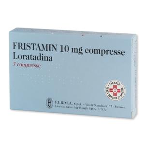 Compra Online fristamin 7 compresse 10mg e Trova l'offerta più bassa