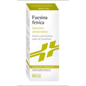 Compra Online fucsina fenica 0,3% sol 30ml e Trova l'offerta più bassa