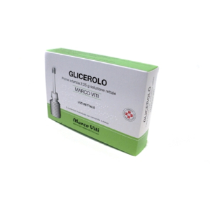 Acquista Online glicerolo mv 6cont 2,25g e Cerca il miglior prezzo