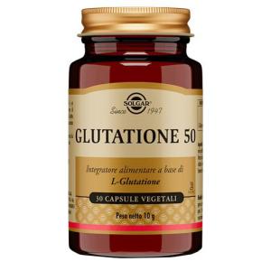 Acquista Online glutatione 50 30 capsule veg e Cerca il miglior prezzo