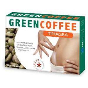 Acquista Online green coffee timagra 30 compresse e Cerca il miglior prezzo