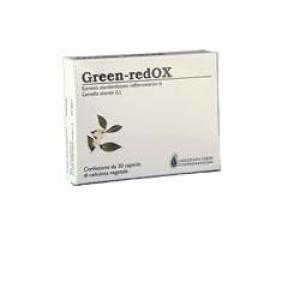 Acquista Online green redox 30 capsule 300mg e Cerca il miglior prezzo