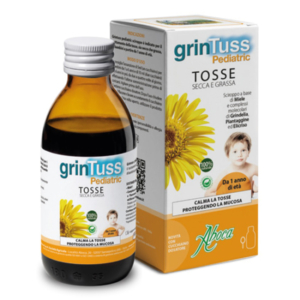 grintuss pediatric sciroppo 180g