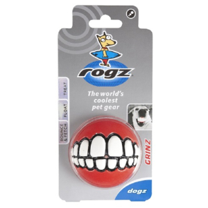 grinz ball medium red bugiardino cod: 970729113