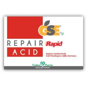 gse repair rapid acid 36 compresse