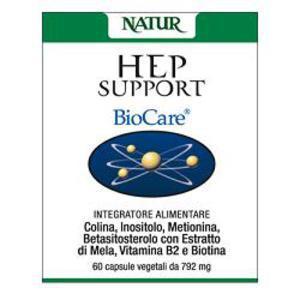hep support 60 capsule vegetali bugiardino cod: 906859448