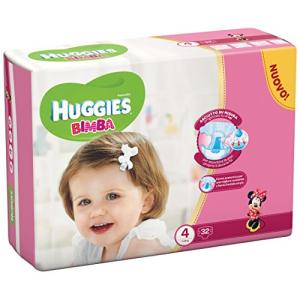 Trova prezzi di huggies base girl 4 17 pezzi e compra online