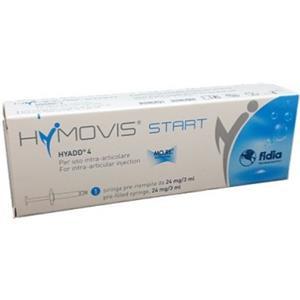 Trova prezzi di hymovis start siringa intra-ar24mg e compra online