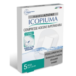 Cerca Offerte di icopiuma medicazione postop 5x7,5cm e acquista online