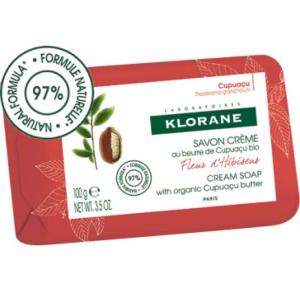 klorane crema sapone ibisco 100g bugiardino cod: 974020531