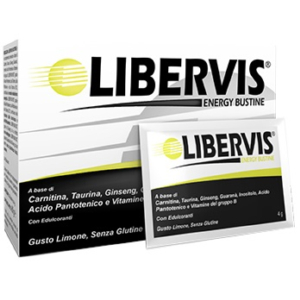 libervis energy limone 20 bustine